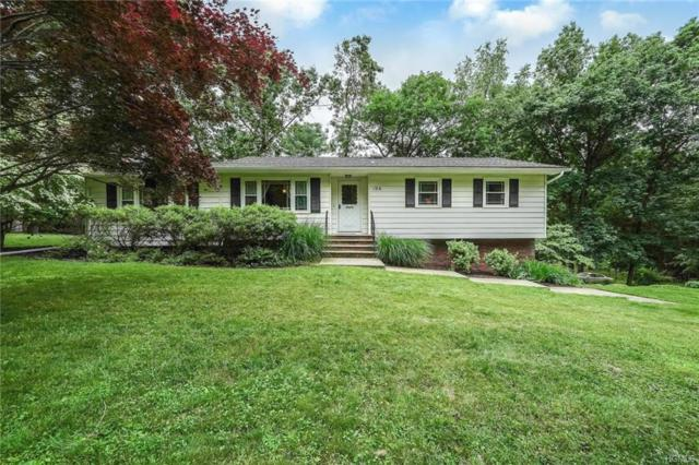 106 E Mountain Road, Wappingers Falls, NY 12590 (MLS #4950479) :: William Raveis Legends Realty Group