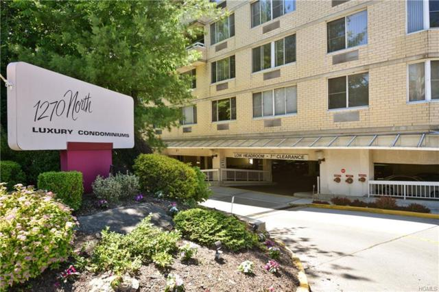 1270 North Avenue 1H, New Rochelle, NY 10804 (MLS #4951637) :: The Anthony G Team
