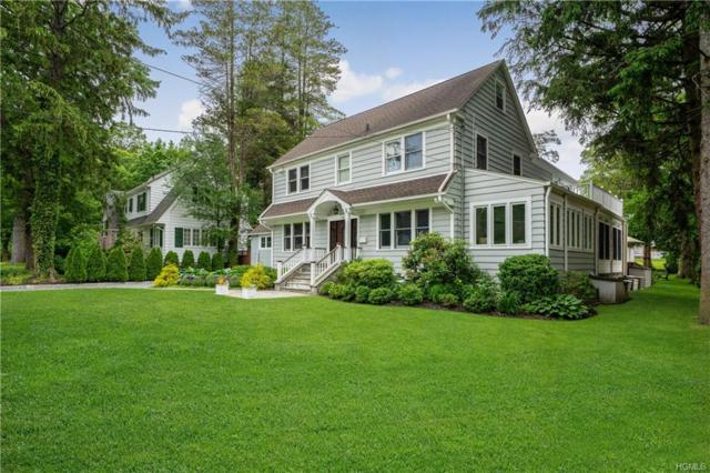 32 Valley Road, Scarsdale, NY 10583 (MLS #4952340) :: William Raveis Legends Realty Group