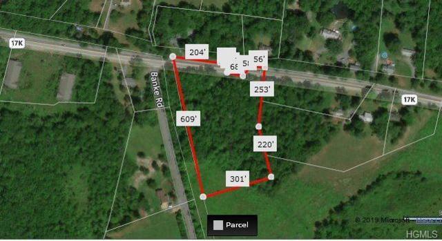 Route 17K & Banke Rd, Bloomingburg, NY 12721 (MLS #4953779) :: William Raveis Legends Realty Group