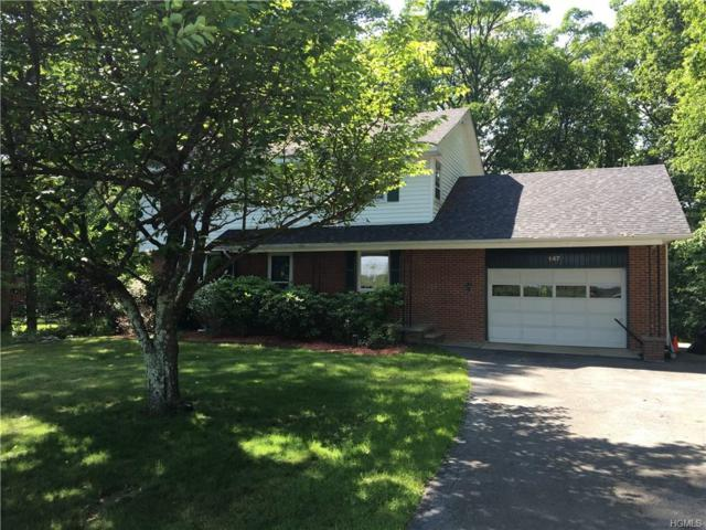 147 Pine Grove Road, Middletown, NY 10940 (MLS #4953841) :: William Raveis Baer & McIntosh