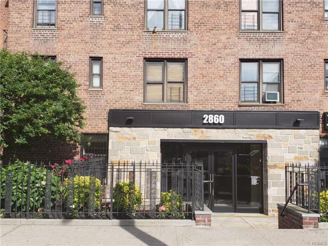2860 Bailey Avenue 4H, Bronx, NY 10463 (MLS #4954169) :: Shares of New York