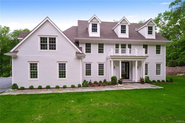 160 Park View Road N, Pound Ridge, NY 10576 (MLS #4954958) :: William Raveis Legends Realty Group