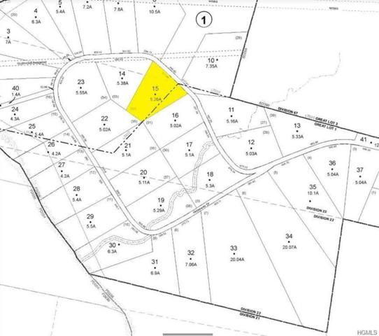 Lot 32 Hideaway Drive, Fallsburg, NY 12733 (MLS #4955515) :: The McGovern Caplicki Team