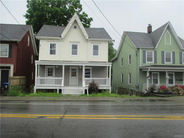 33 E Main Street, Washingtonville, NY 10992 (MLS #4955613) :: William Raveis Baer & McIntosh