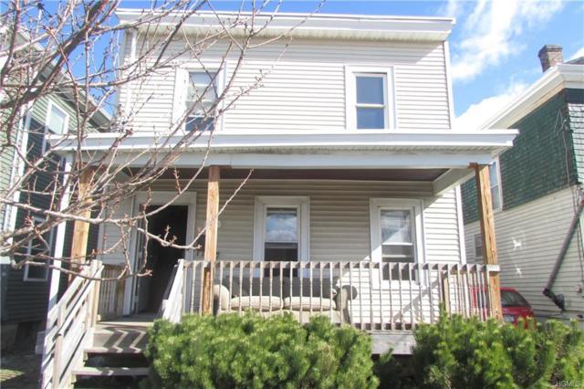 262 Van Ness Street, Newburgh, NY 12550 (MLS #4956580) :: The McGovern Caplicki Team