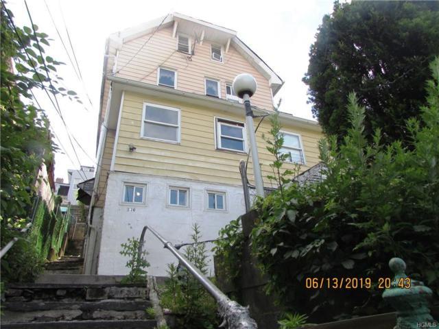 136 AKA 134 Buena Vista Avenue, Yonkers, NY 10701 (MLS #4956621) :: William Raveis Legends Realty Group