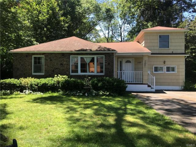 107 Grandview Avenue, Nanuet, NY 10954 (MLS #4957273) :: William Raveis Baer & McIntosh