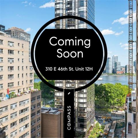 310 E 46th Street 12H, New York, NY 10017 (MLS #4958124) :: William Raveis Legends Realty Group