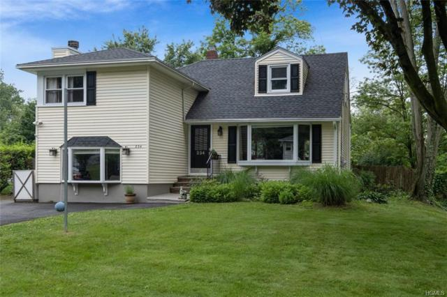 234 Valley Road, Valley Cottage, NY 10989 (MLS #4959441) :: William Raveis Baer & McIntosh