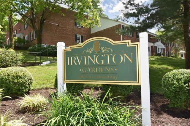 120 North Broadway 10B, Irvington, NY 10533 (MLS #4959691) :: William Raveis Legends Realty Group