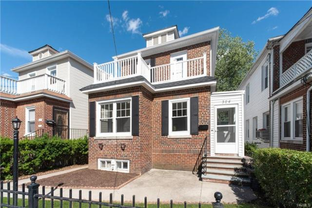 324 Sommerville Place, Yonkers, NY 10703 (MLS #4959840) :: Shares of New York
