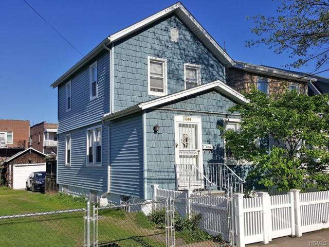 1360 Gillespie Avenue, Bronx, NY 10461 (MLS #4960720) :: Shares of New York