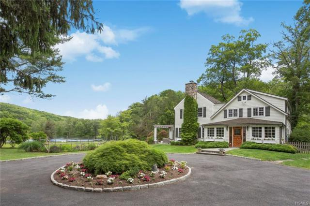 317 Stone Hill Road, Pound Ridge, NY 10576 (MLS #4960839) :: Mark Boyland Real Estate Team