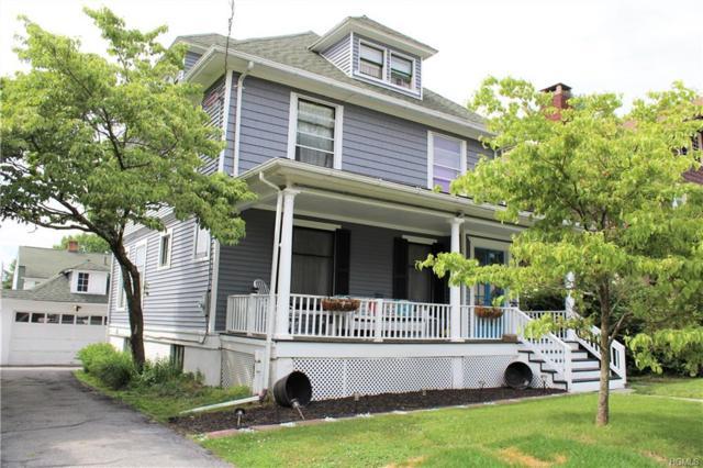 12 Lenox Place, Middletown, NY 10940 (MLS #4961682) :: William Raveis Baer & McIntosh