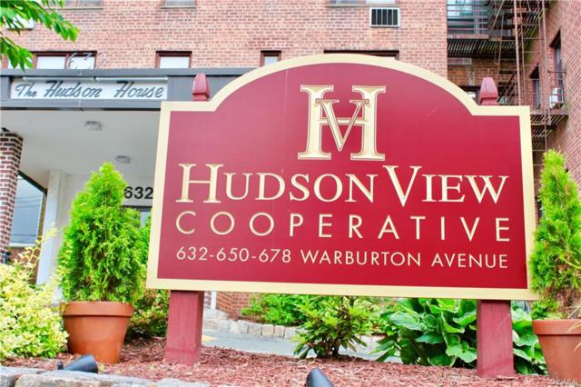 632 Warburton Avenue 6D, Yonkers, NY 10701 (MLS #4963830) :: William Raveis Baer & McIntosh