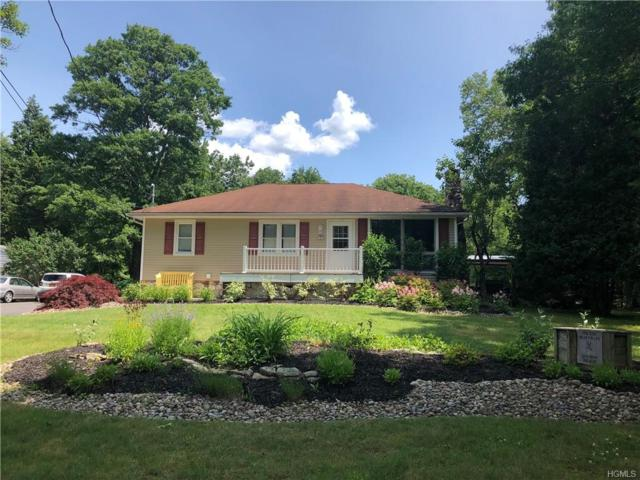 35 Red Barn Road, Pine Bush, NY 12566 (MLS #4965318) :: William Raveis Legends Realty Group