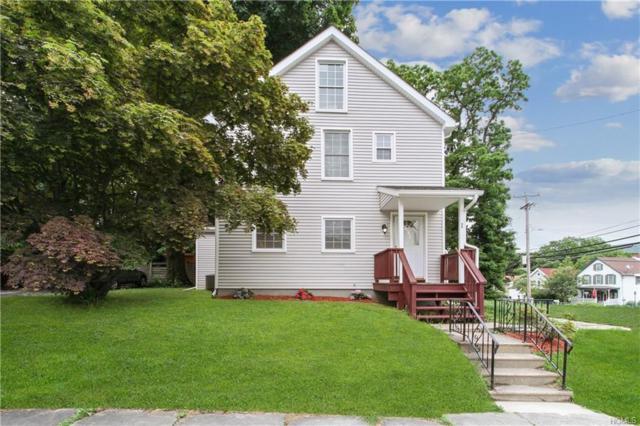 1 Kent Street, Beacon, NY 12508 (MLS #4965700) :: William Raveis Baer & McIntosh