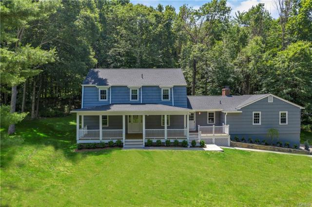 207 Ridgefield Avenue, South Salem, NY 10590 (MLS #4967476) :: The McGovern Caplicki Team