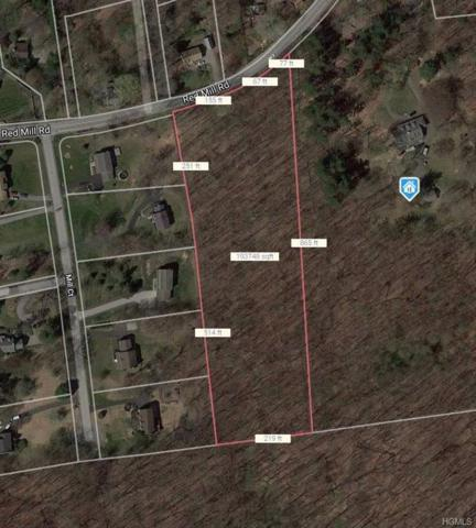 Lot 25 Red Mill Road, Cortlandt Manor, NY 10567 (MLS #4967601) :: William Raveis Legends Realty Group