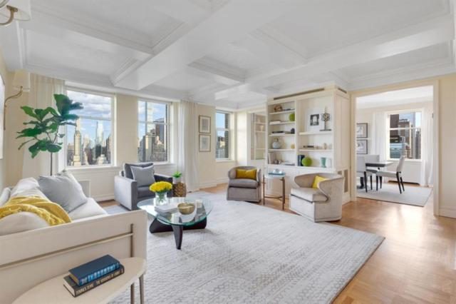 25 Central Park W 30JK, New York, NY 10023 (MLS #4968160) :: Mark Boyland Real Estate Team