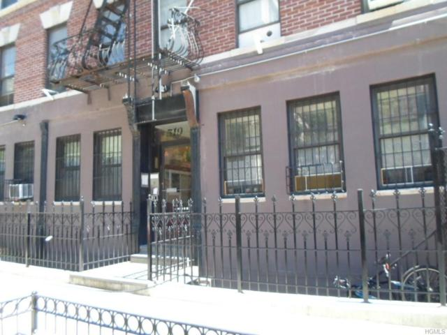 319 E 105th Street 2C, New York, NY 10029 (MLS #4970509) :: William Raveis Legends Realty Group