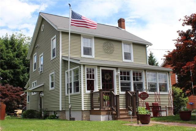 213 Green Street, Kingston, NY 12401 (MLS #4970845) :: William Raveis Legends Realty Group