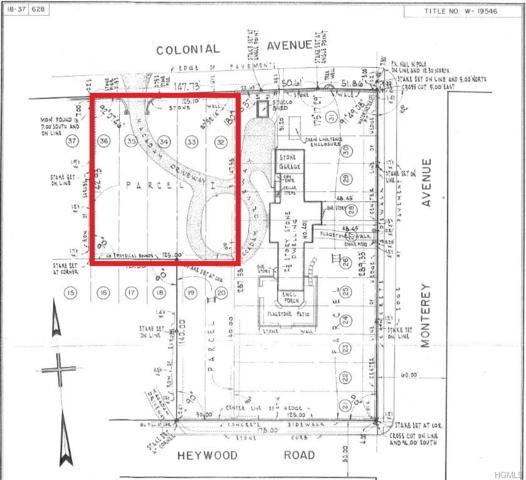 682 Colonial Avenue, Pelham, NY 10803 (MLS #4975349) :: William Raveis Legends Realty Group