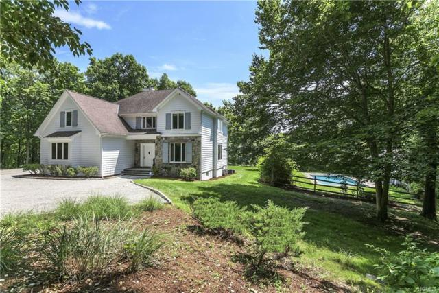 21 Spring House Road, Pound Ridge, NY 10576 (MLS #4976535) :: The McGovern Caplicki Team