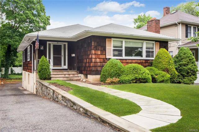 23 Holly Place, Larchmont, NY 10538 (MLS #4976802) :: William Raveis Legends Realty Group