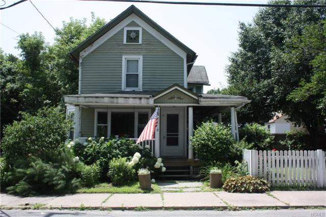 3 King Street, Port Jervis, NY 12771 (MLS #4981853) :: The McGovern Caplicki Team