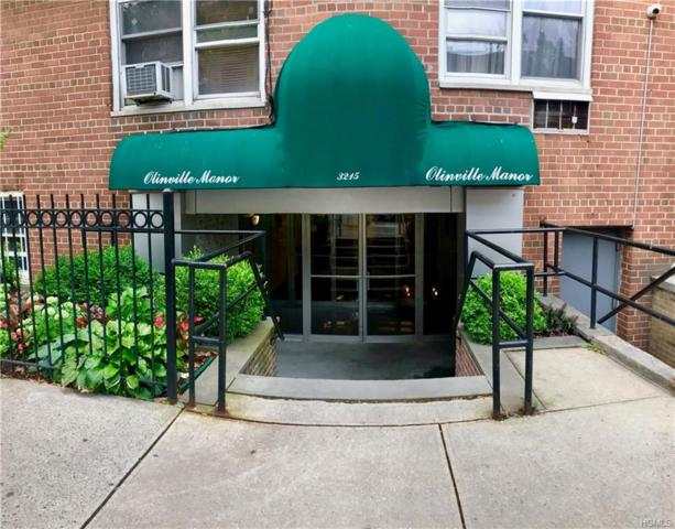3215 Olinville Avenue 1B, Bronx, NY 10467 (MLS #4982345) :: Shares of New York