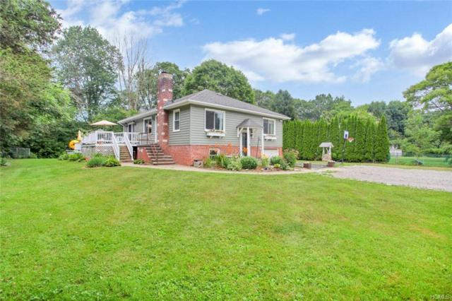 31 Mayflower Avenue, Dover Plains, NY 12522 (MLS #4983738) :: The McGovern Caplicki Team