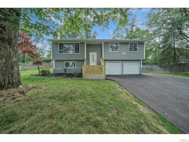 38 High Ridge Road, Monroe, NY 10950 (MLS #4985981) :: Mark Boyland Real Estate Team