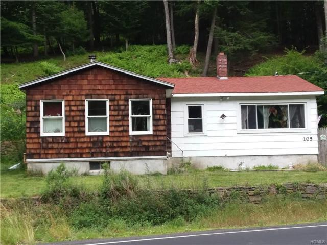 105 State Route 55, Barryville, NY 12719 (MLS #4986227) :: The McGovern Caplicki Team