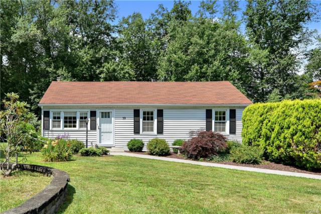 39 West Drive, Mahopac, NY 10541 (MLS #4989545) :: William Raveis Legends Realty Group