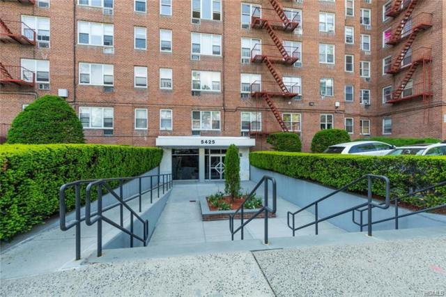 5425 Valles Avenue S2p, Bronx, NY 10471 (MLS #4989770) :: William Raveis Legends Realty Group