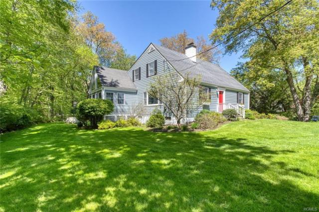 30 Barnes Lane, Chappaqua, NY 10514 (MLS #4990725) :: The McGovern Caplicki Team