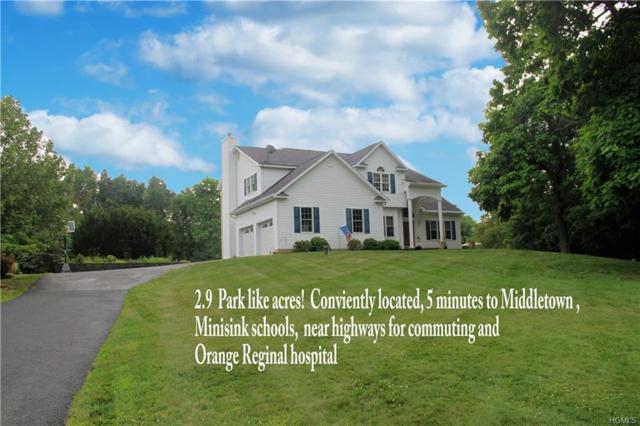 914 Ridgebury Road, New Hampton, NY 10958 (MLS #4994295) :: Mark Boyland Real Estate Team