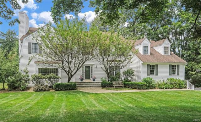 38 Ludlow Drive, Chappaqua, NY 10514 (MLS #4995435) :: Shares of New York