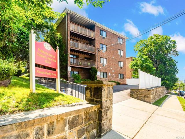 332 Palisade Avenue E3, Yonkers, NY 10703 (MLS #4995574) :: Mark Boyland Real Estate Team