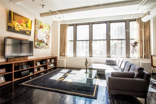 6 W 20th Street #5, New York, NY 10011 (MLS #4998420) :: William Raveis Legends Realty Group