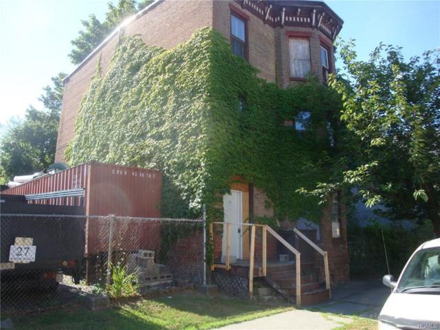35 Johnes Street, Newburgh, NY 12550 (MLS #4999082) :: The McGovern Caplicki Team