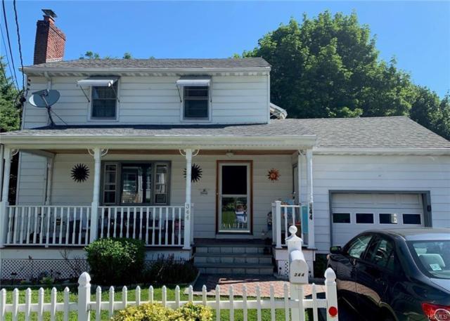 344 Verplanck Avenue, Beacon, NY 12508 (MLS #5000110) :: William Raveis Legends Realty Group