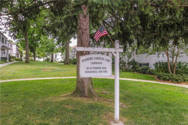 115 Fenimore Road A, Mamaroneck, NY 10543 (MLS #5000905) :: Marciano Team at Keller Williams NY Realty