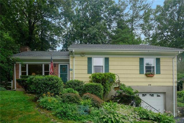 44 Brentwood Drive, Pleasantville, NY 10570 (MLS #5001585) :: William Raveis Legends Realty Group
