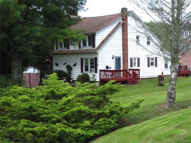 442 Hubert Road, Jeffersonville, NY 12748 (MLS #5004564) :: William Raveis Legends Realty Group