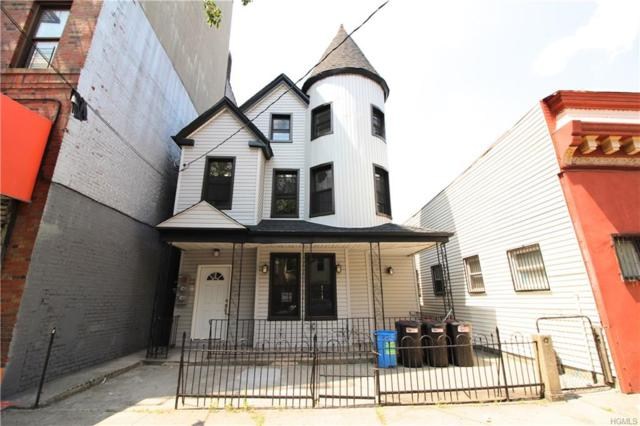 531 Van Nest Avenue, Bronx, NY 10460 (MLS #5007643) :: Mark Boyland Real Estate Team