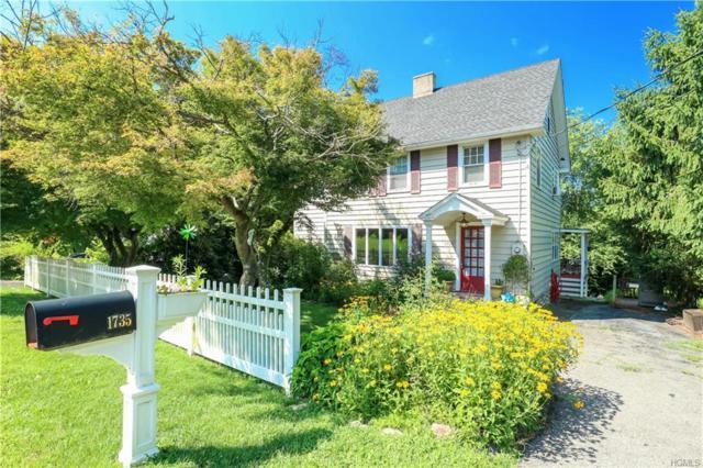 1735 Summit Street, Yorktown Heights, NY 10598 (MLS #5009855) :: Mark Seiden Real Estate Team