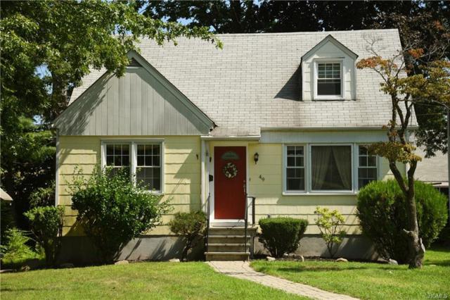 49 E Vincent Street, Elmsford, NY 10523 (MLS #5013037) :: Mark Boyland Real Estate Team
